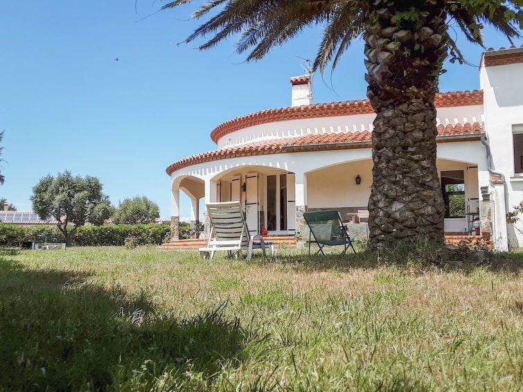 Ferienhaus La Salamandre in Pollestres - 6 Personen, 3 Schlafzimmer, alquiler vacacional en Canohes