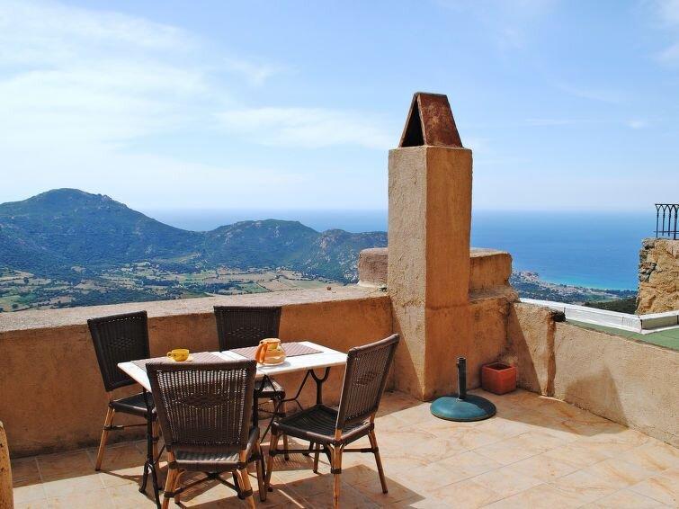 Ferienwohnung Marcelli (INO101) in Sant Antonino - 4 Personen, 1 Schlafzimmer, location de vacances à Pigna