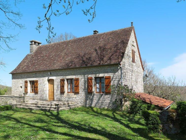 Ferienhaus La Bergerie de Durand (SAH400) in Saint Chamarand - 7 Personen, 3 Sch, holiday rental in Reilhaguet