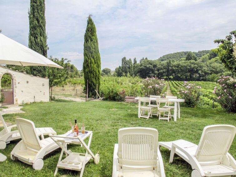 Ferienhaus La Bergerie (VRS101) in Valreas - 5 Personen, 3 Schlafzimmer, vacation rental in Valreas