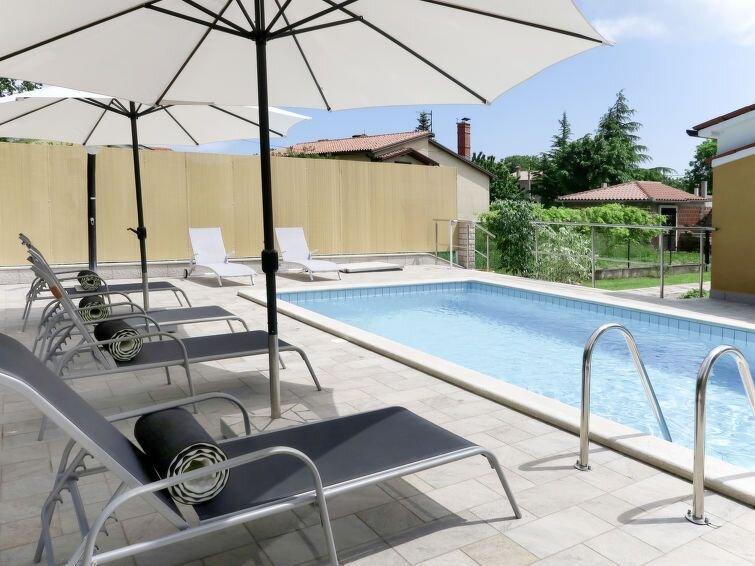 Ferienhaus Verbanac (LBN351) in Labin - 10 Personen, 4 Schlafzimmer, casa vacanza a Vinez