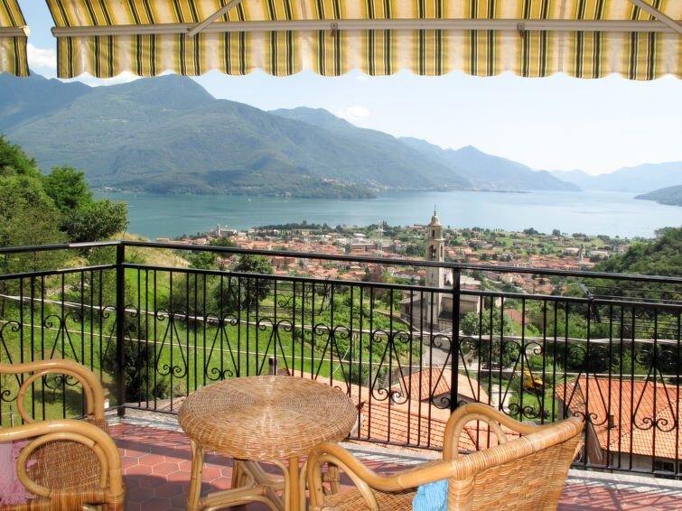 Ferienhaus Ezio (GRV291) in Gravedona - 6 Personen, 3 Schlafzimmer, holiday rental in Gravedona ed Uniti
