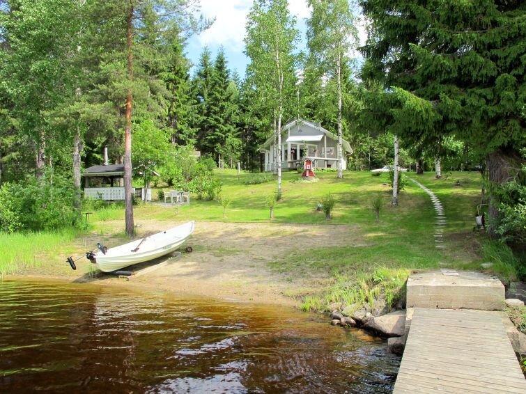 Ferienhaus Hiltunen (FIJ028) in Kaavi - 4 Personen, 2 Schlafzimmer, location de vacances à Vartiala