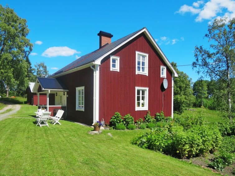 Ferienhaus Långban (VMD233) in Lesjöfors - 6 Personen, 1 Schlafzimmer, holiday rental in Langban