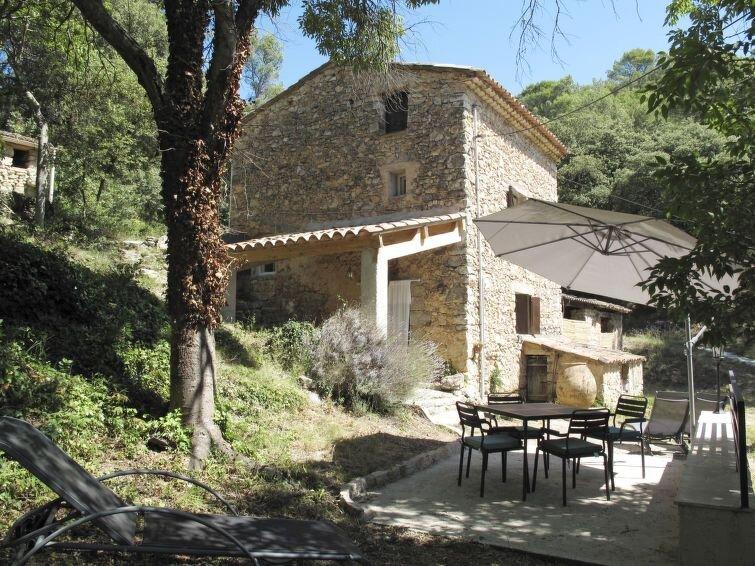 Ferienhaus La Micocoule in Salernes - 4 Personen, 2 Schlafzimmer, holiday rental in Salernes
