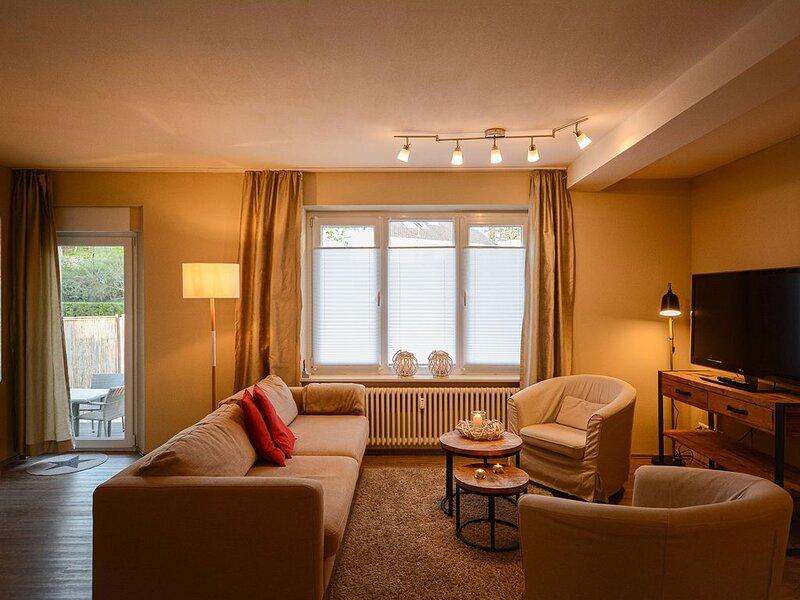 Galeriewohnung Exklusiv, 76qm, 2 Schlafzimmer, max. 6 Personen, casa vacanza a Überlingen