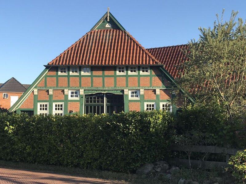 Historisches Fachwerk kombiniert mit moderner Einrichtung in idyllischer Lage, alquiler de vacaciones en Oldenburg