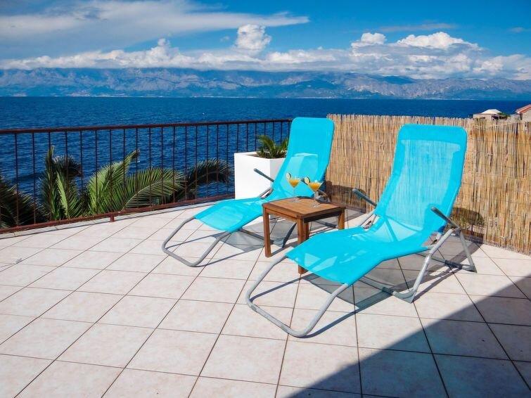 Apartment Haus Amfora  in Gdinj - Virak/ Insel Hvar, Dalmatia - 8 persons, 4 be, casa vacanza a Jelsa