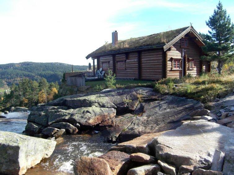 Ferienhaus Kvila (SOW085) in Eikerapen - 8 Personen, 3 Schlafzimmer, holiday rental in Haegebostad Municipality