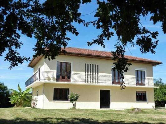 Ferienwohnung Lignan de Bordeaux für 1 - 4 Personen mit 2 Schlafzimmern - Ferien, casa vacanza a Sadirac