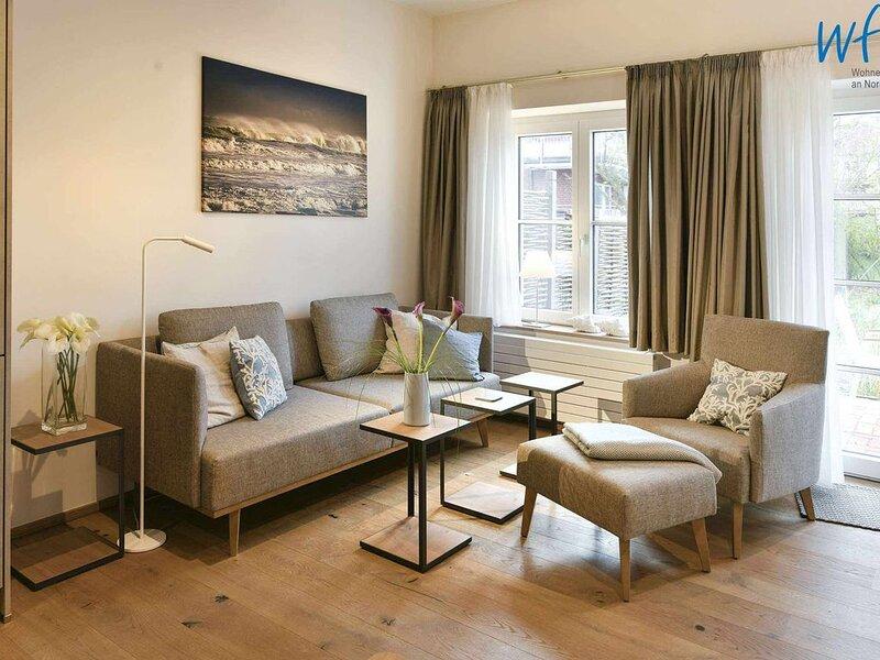 Exklusive Ferienwohnung mit sonniger Terrasse!, location de vacances à Norderney