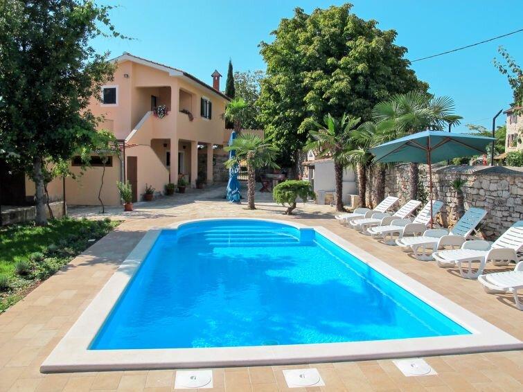 Ferienhaus Villa San Giacomo in Poreč/Kaštelir - 8 Personen, 4 Schlafzimmer, holiday rental in Zikovici