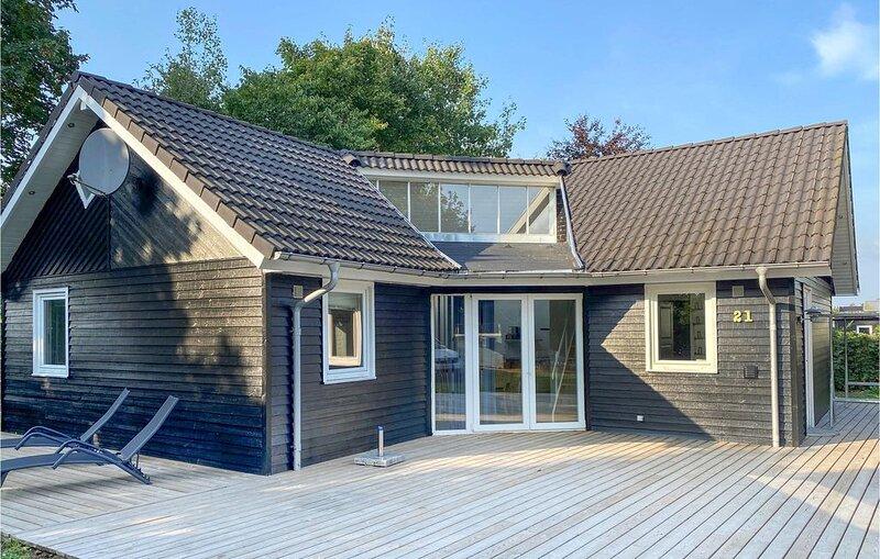 5 Zimmer Unterkunft in Fårvang, location de vacances à Bording