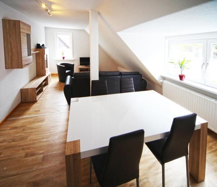 Ferienwohnung Osterode für 2 - 6 Personen mit 3 Schlafzimmern - Ferienwohnung in, location de vacances à Bad Grund