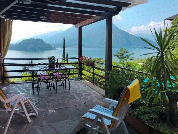 Apartment in Varenna (LC), Lake Como - 3 persons, 1 bedroom, vacation rental in Fiumelatte