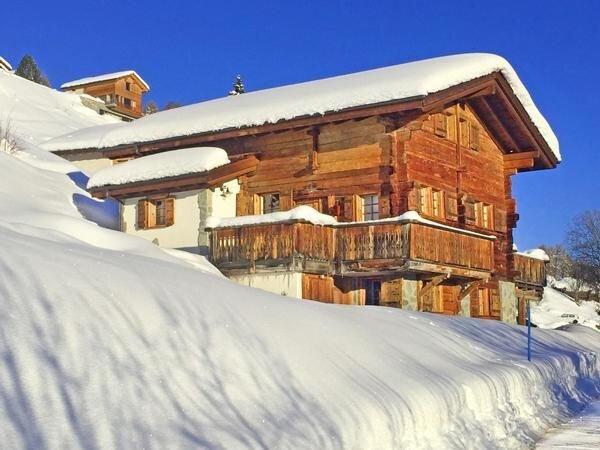 Ferienhaus Les Masses für 10 Personen mit 5 Schlafzimmern - Ferienhaus, Ferienwohnung in Thyon