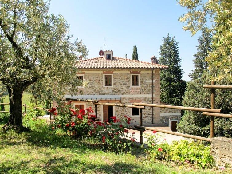 Ferienhaus Policleto (SPC110) in San Polo in Chianti - 18 Personen, 8 Schlafzimm, vakantiewoning in Greve in Chianti