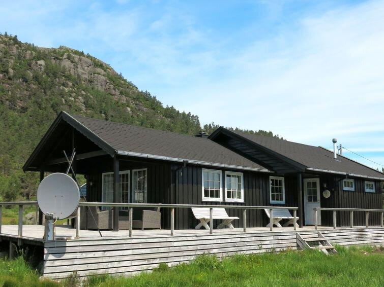 Ferienhaus Torebu (SOW108) in Eikerapen - 6 Personen, 4 Schlafzimmer, holiday rental in Haegebostad Municipality