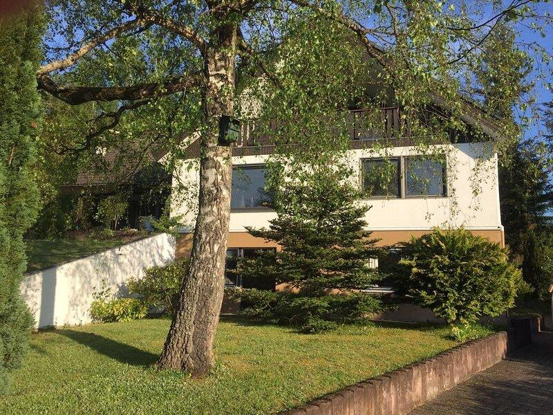 Ferienwohnung mit Burgblick, location de vacances à Rodalben
