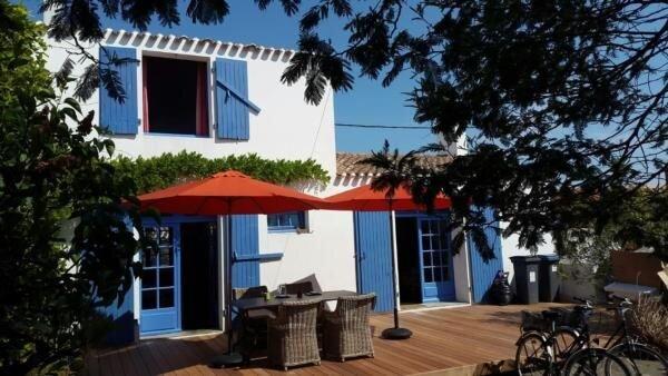 Ferienhaus L'Île d'Yeu für 5 Personen mit 2 Schlafzimmern - Ferienhaus, vakantiewoning in Ile d'Yeu