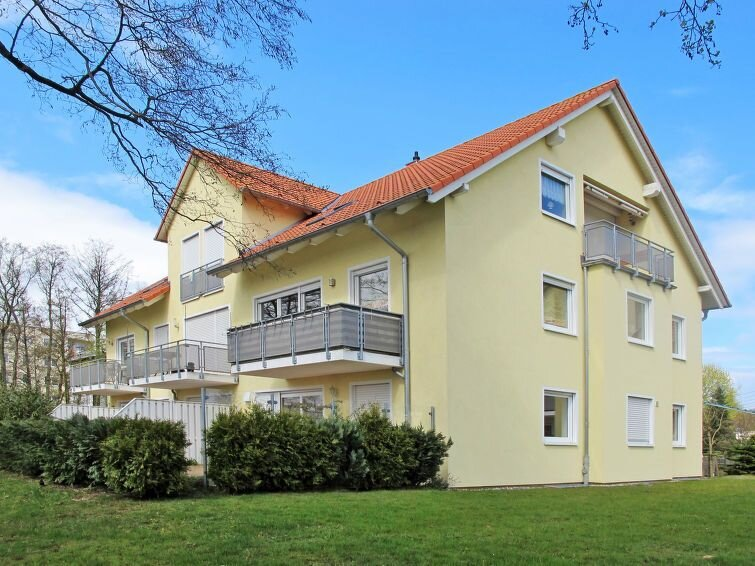 Apartment Ferienwohnung Möwe  in Zinnowitz, Usedom - 3 persons, 1 bedroom, vacation rental in Trassenheide