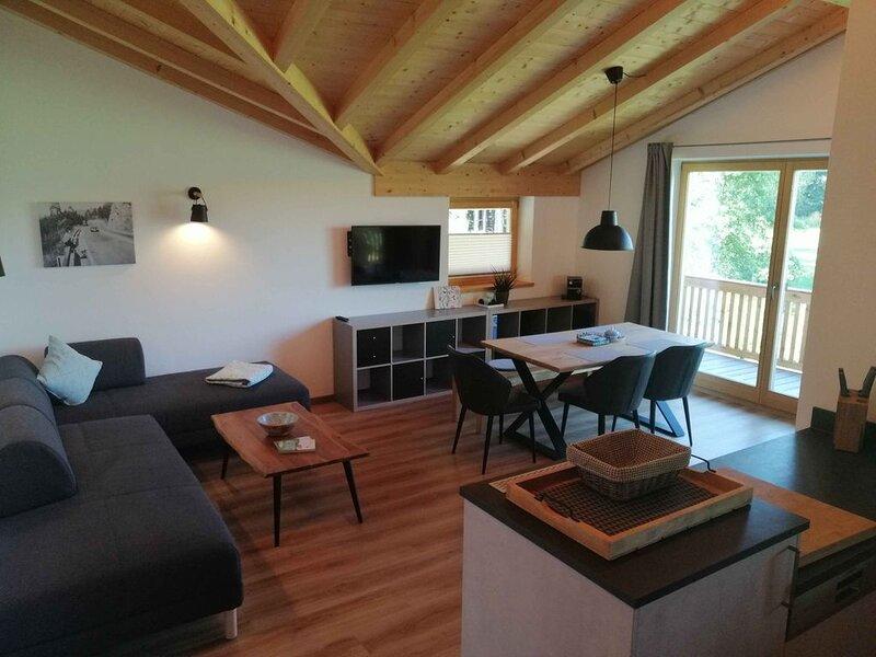 Ferienwohnung für 1-5 Personen (70 qm, DG) – semesterbostad i Prien am Chiemsee