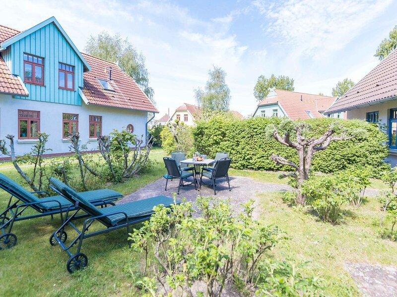 Reihenmittelhaus Sanddornhof 5b im Ostseebad Wustrow, casa vacanza a Saal