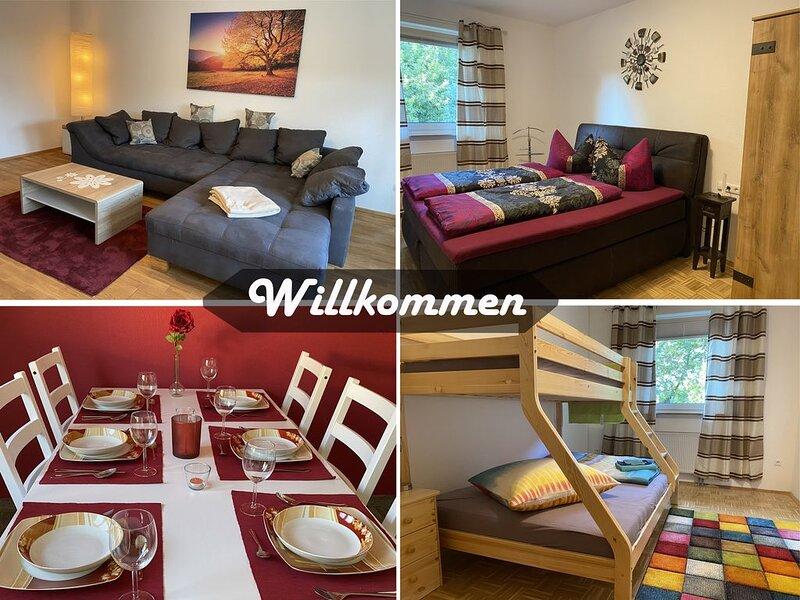 Ferienhaus am Wald  / Natur und Erholung pur mit vielen Wandermöglichkeiten, aluguéis de temporada em Niestetal