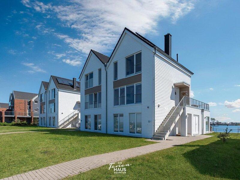 Ferienwohnung Port 55, casa vacanza a Kappeln