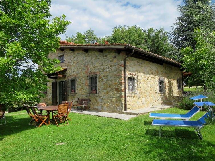 Ferienhaus Casetta (LOF103) in Loro Ciuffenna - 6 Personen, 3 Schlafzimmer, casa vacanza a Loro Ciuffenna