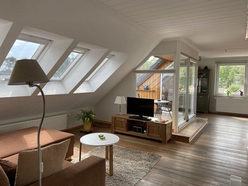 Ferienwohnung - Kleemanns Apartment**** in der Nähe von Berlin & Potsdam, vacation rental in Baruth