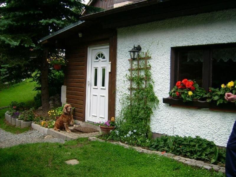 Ferienhaus Oberwiesenthal für 2 - 3 Personen mit 1 Schlafzimmer - Ferienhaus, casa vacanza a Crottendorf