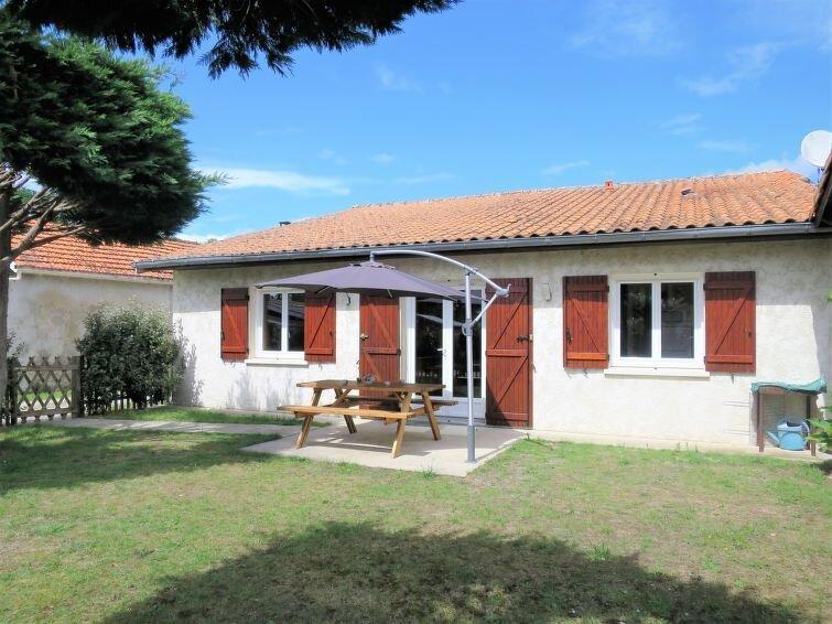 Ferienhaus Lulud (GHP170) in Grayan et L' Hopital - 4 Personen, 2 Schlafzimmer, location de vacances à Talais