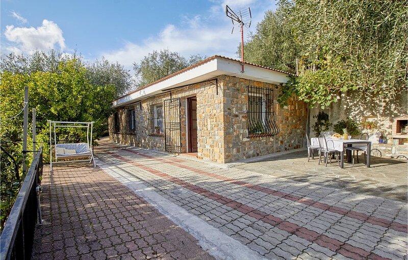 2 Zimmer Unterkunft in Diano Castello (IM), casa vacanza a Diano Castello
