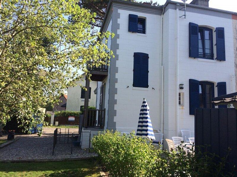 Villa 'Sans souci', aluguéis de temporada em Cayeux-sur-Mer