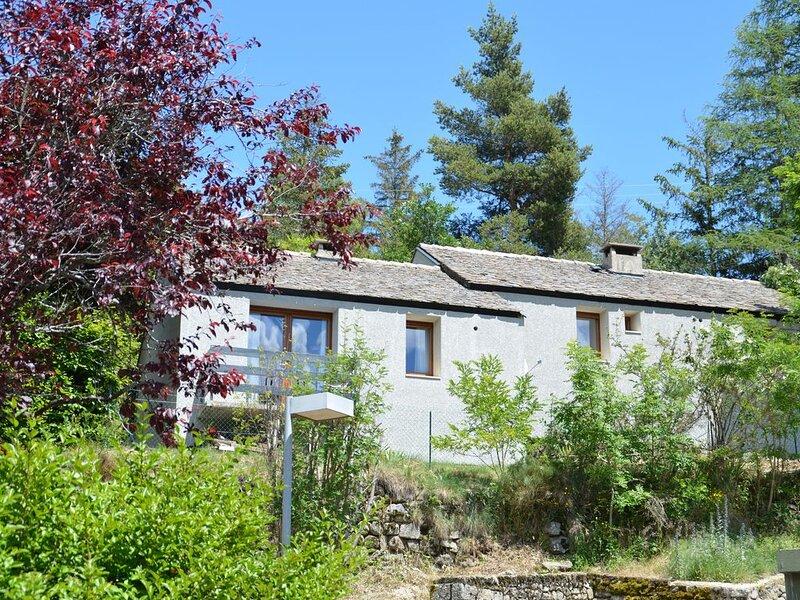Gite au pied du Parc National des Cévennes, location de vacances à Saint-Frézal-de-Ventalon