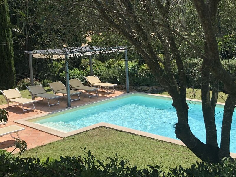 Villa Caroline - San Priamo - Sardegna, casa vacanza a San Vito