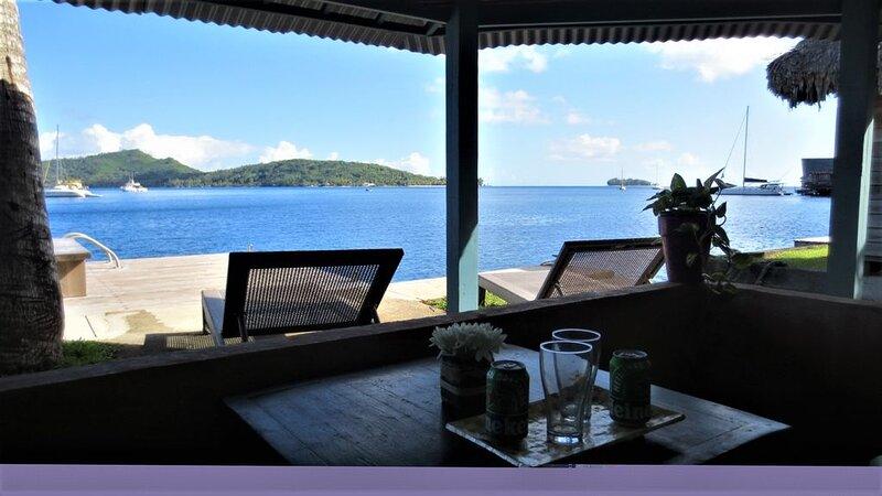 Villa Moana - Studio 2, alquiler de vacaciones en Bora Bora