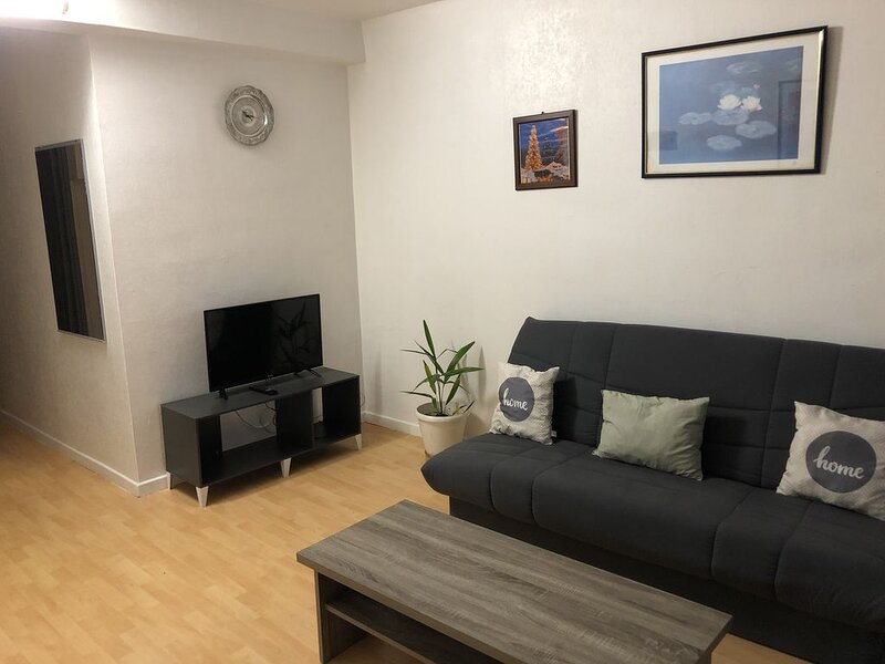 Appartement T3 Centre Ville, holiday rental in Tarbes