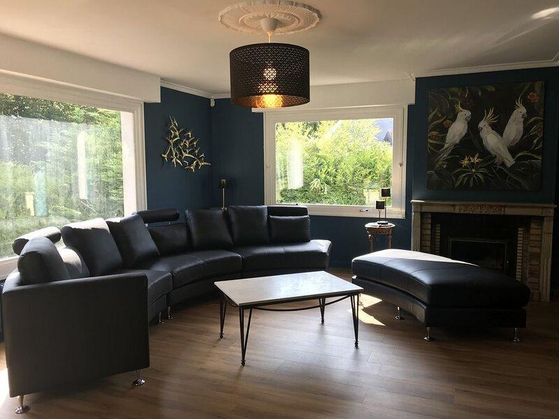 Villa en Forêt du Touquet proche Centre Equestre et Tennis, vacation rental in Le Touquet – Paris-Plage