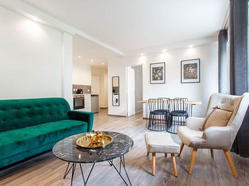 Cosy apartment 4P- Levallois /Anatole France, aluguéis de temporada em Levallois-Perret