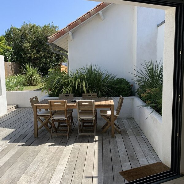 Charmant appartement proche de la plage., holiday rental in Saint Andre des Eaux