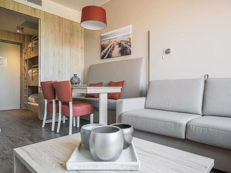 Appartement cozy à Westende, location de vacances à Middelkerke