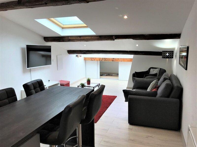 Appartement T2 climatisé – Bord de mer, location de vacances à La Ciotat