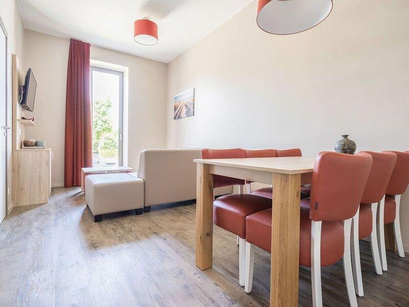 Appartement pour 5 personnes près de la mer, alquiler de vacaciones en Lombardsijde