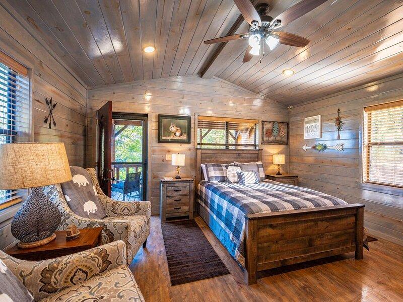 Chipmunk Cottage NEW!, location de vacances à Pickens
