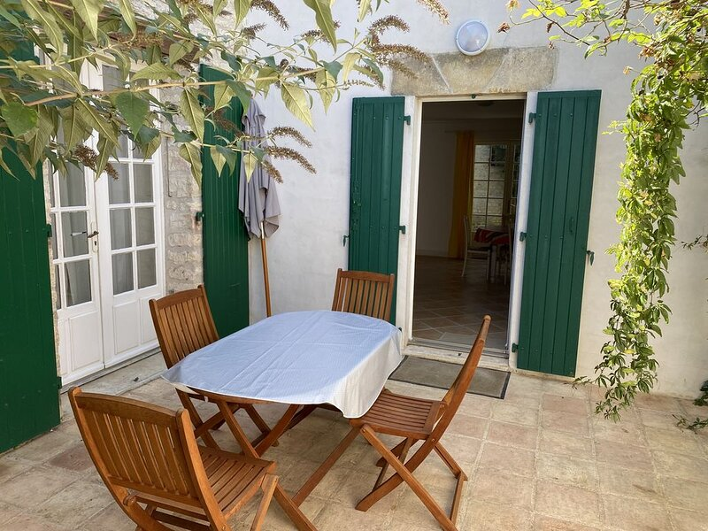 Logement duplex à 10mn de Chatelaillon-Plage, location de vacances à Ardillieres