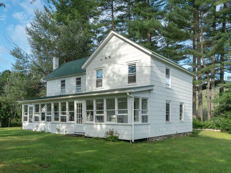 Back of Farmhouse