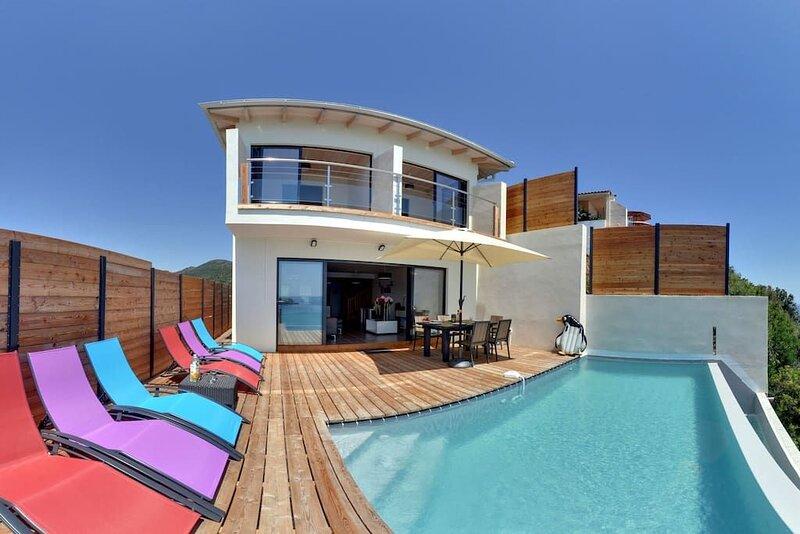 Villa BAVELLA Villas Fautea - BAIE DE FAUTEA - Corse du Sud, casa vacanza a Conca