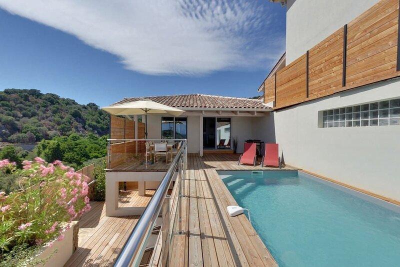 Villa CONCA - BAIE DE FAUTEA - Corse du Sud, vacation rental in Conca
